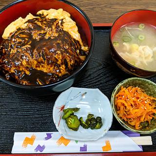 奈良町にあった昔ながらの洋食屋さん