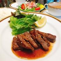 ♢厳選焼肉定食 ミニサラダ・ライス・スープ・ソフトドリンク付き