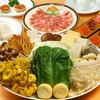 ◆◇◆ 旬野菜と米沢豚一番育ちコース ◆◇◆